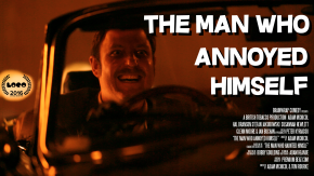 adam in car